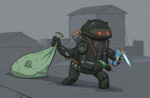 Triada: организованная преступность на Android