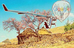Летающий Интернет: кому и зачем он нужен?