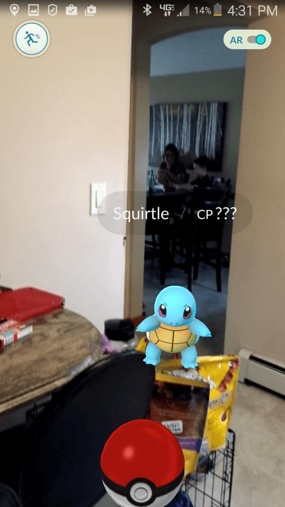 Pokémon Go: собери их всех, только осторожно