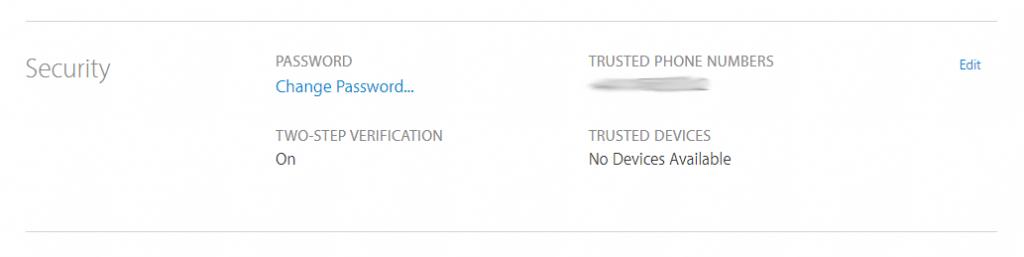 Поменяйте свой пароль от iCloud прямо cейчас