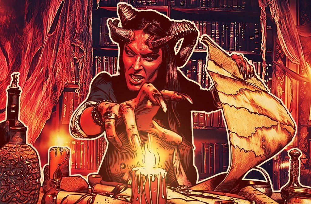 Satana: адский троянец-вымогатель