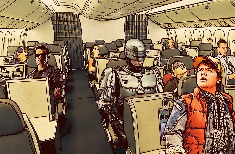 BionicManDiary #008: о том, какие профессии появятся в будущем