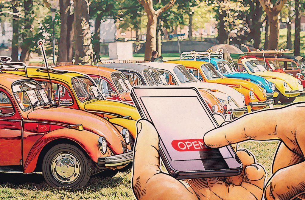 Volkswagen: открой их все!