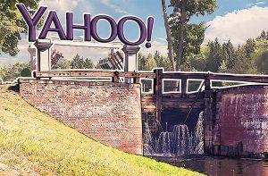 У Yahoo опять утекли пароли. Вроде бы много.