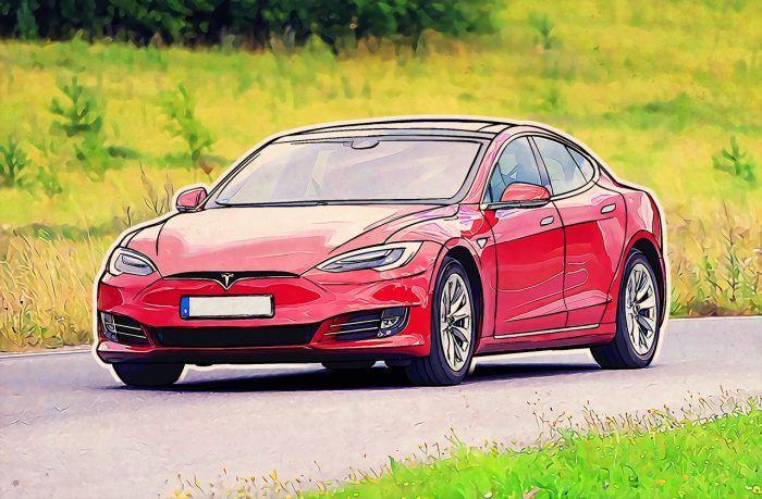 Удаленный взлом Tesla Model S
