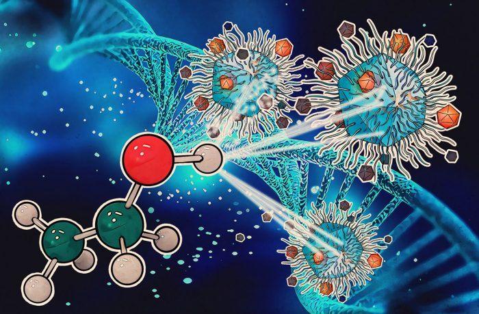 Вероятно, уже в недалеком будущем информацию будут хранить в ДНК, а термин «вирус» в данном контексте получит буквальное значение.