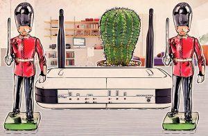 7 способов защитить свою домашнюю Wi-Fi-сеть