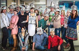 Всемирный день шапочки из фольги – 2017