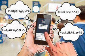 Слишком много паролей? Попробуйте наш Password Manager для iOS!