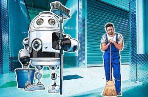Не нравится работа? Ей займется робот!
