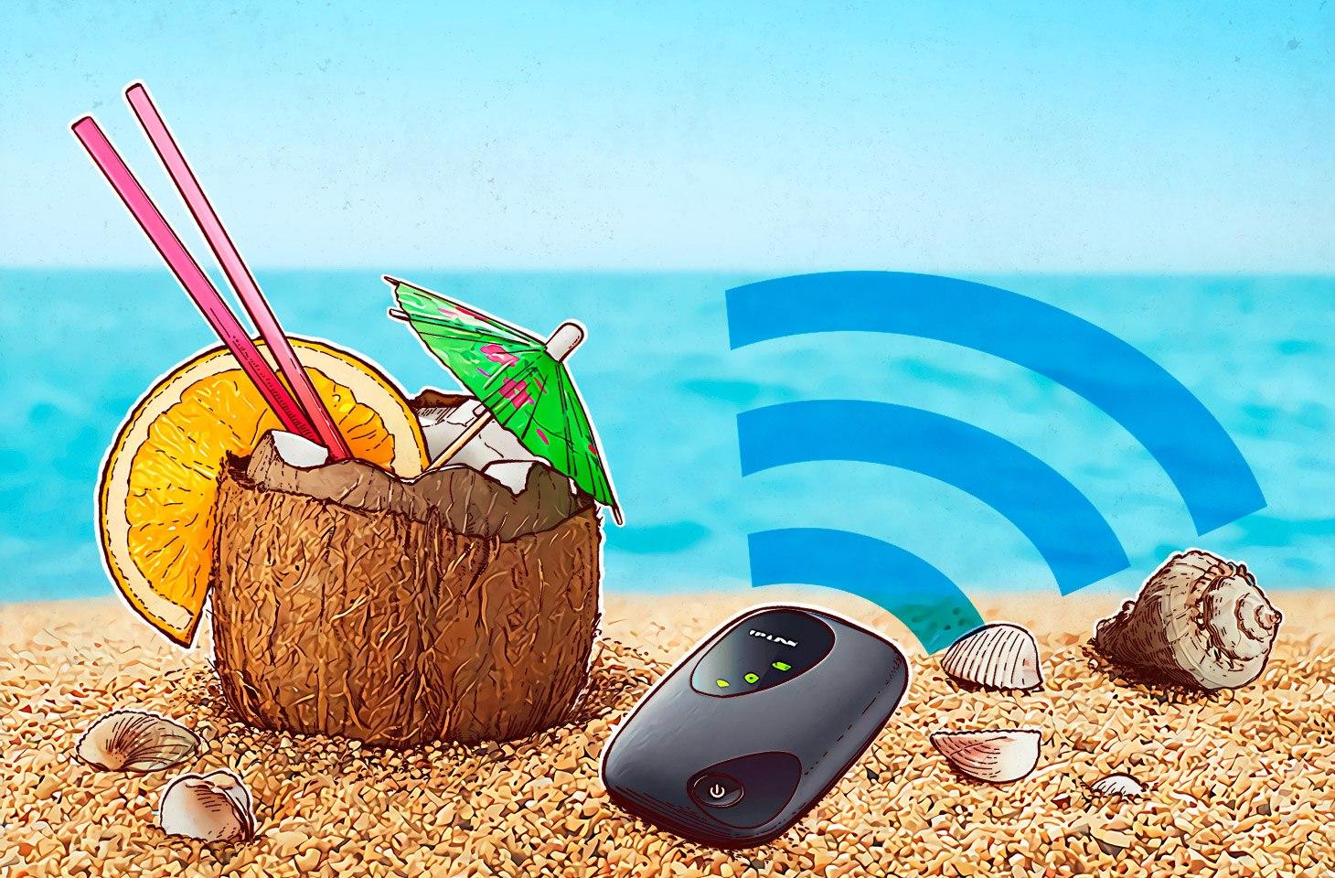 Безопасны ли мобильные Wi-Fi-роутеры?