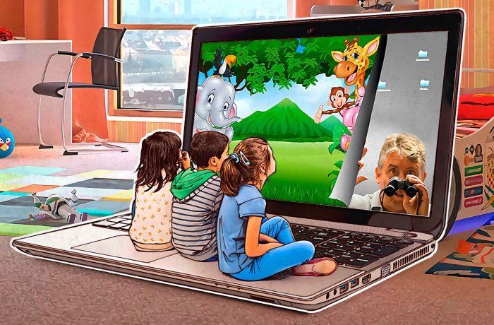 Недетские проблемы детских игрушек: как уследить за данными ребенка