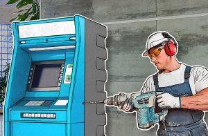 Три способа взломать банкомат