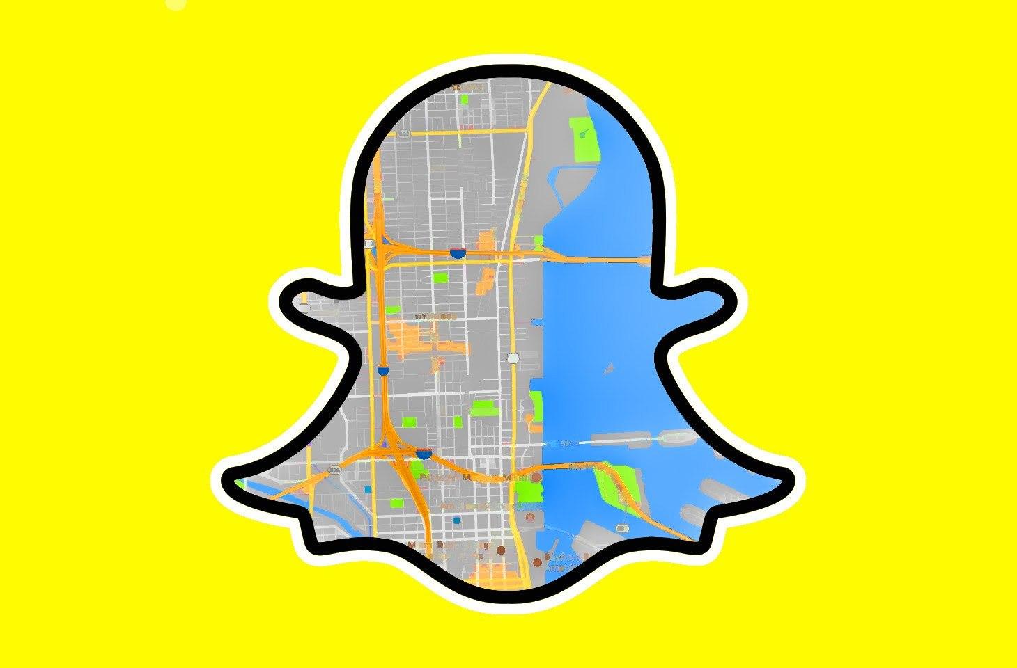 Проблемы безопасности функции Snap Map в Snapchat