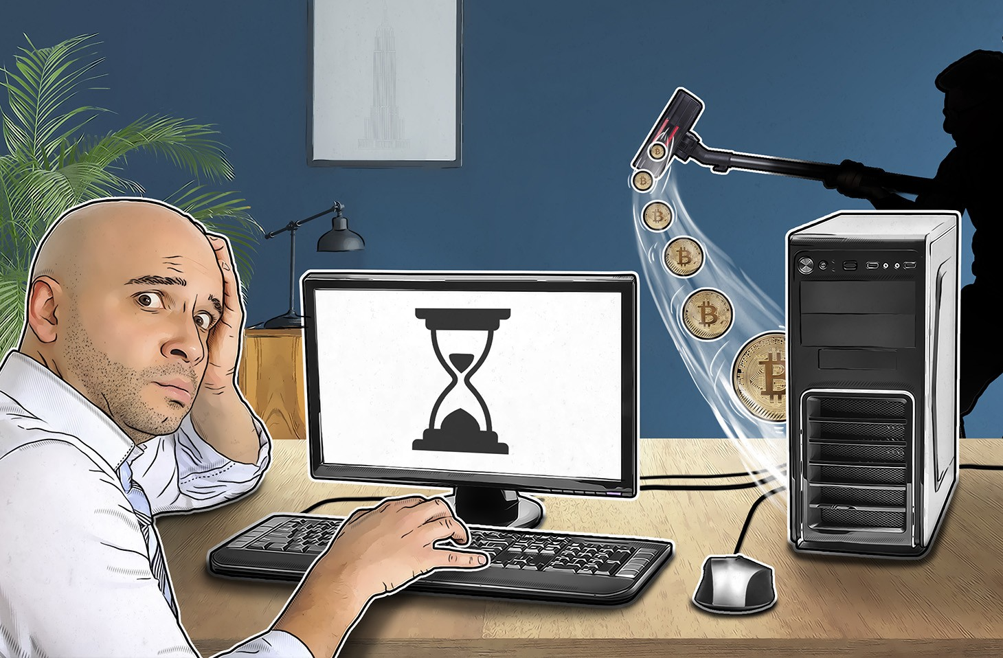 Скорее всего, в следующем году создатели и распространители зловредов переключатся с шифровальщиков-вымогателей на вредоносные веб-майнеры.