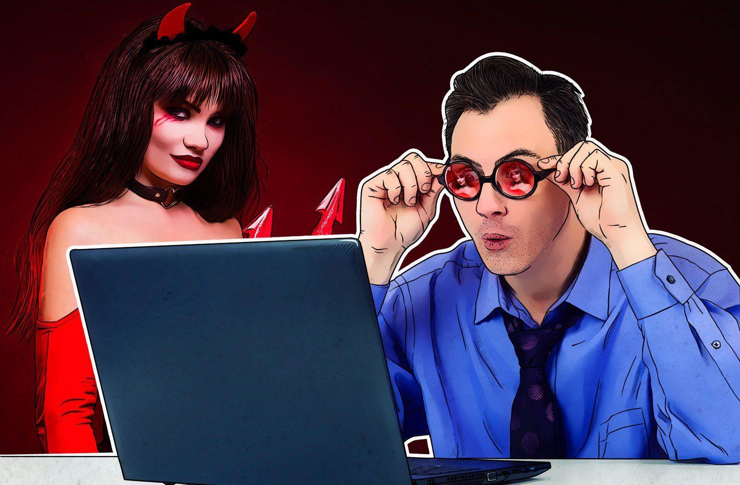 Порно и вирусы
