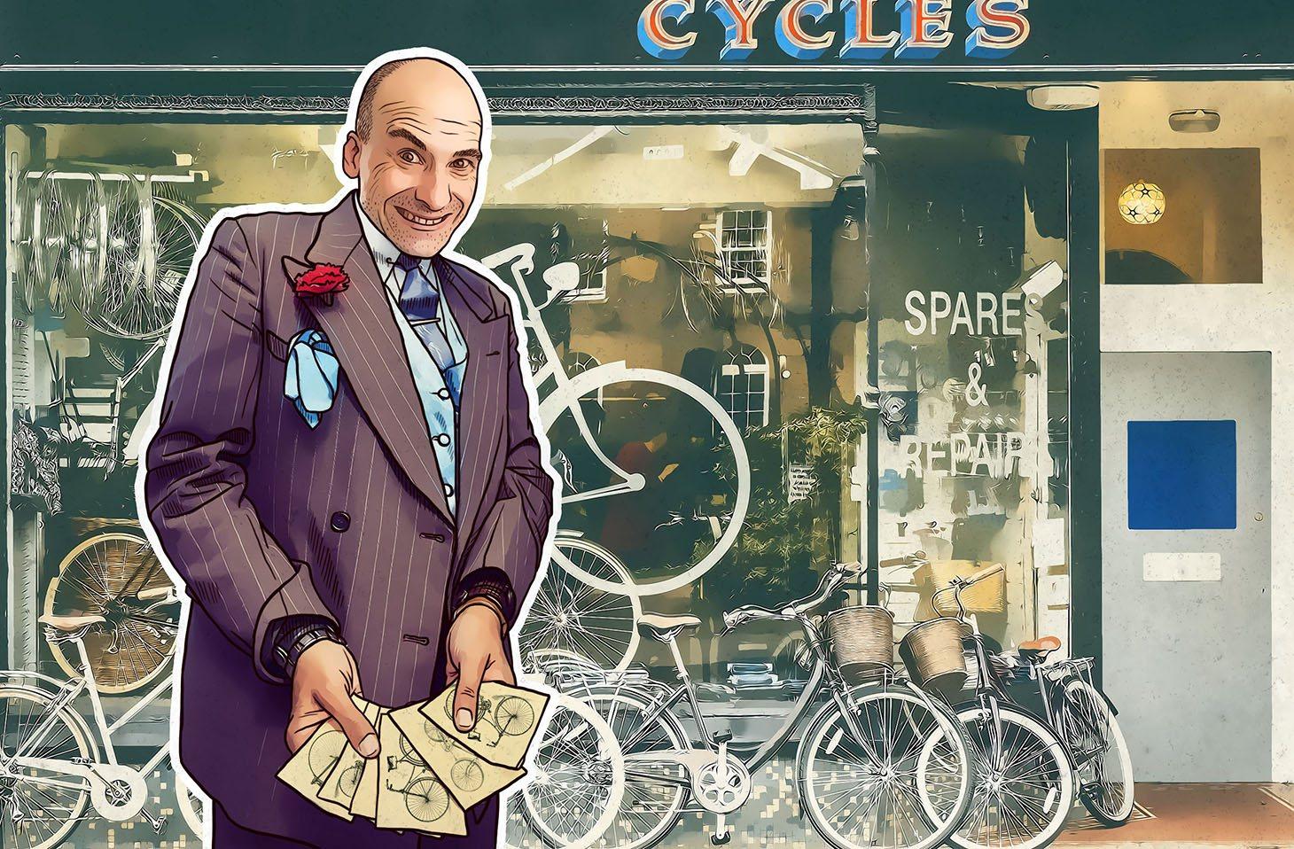Как я покупала (несуществующий) велосипед