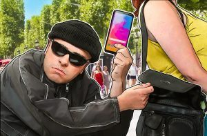 Не помогайте карманникам — поставьте PIN-код на телефон