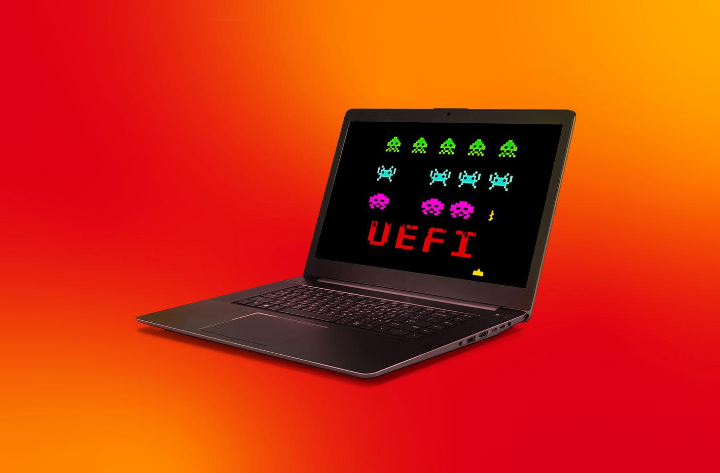 MosaicRegressor: вредоносы с доставкой через UEFI