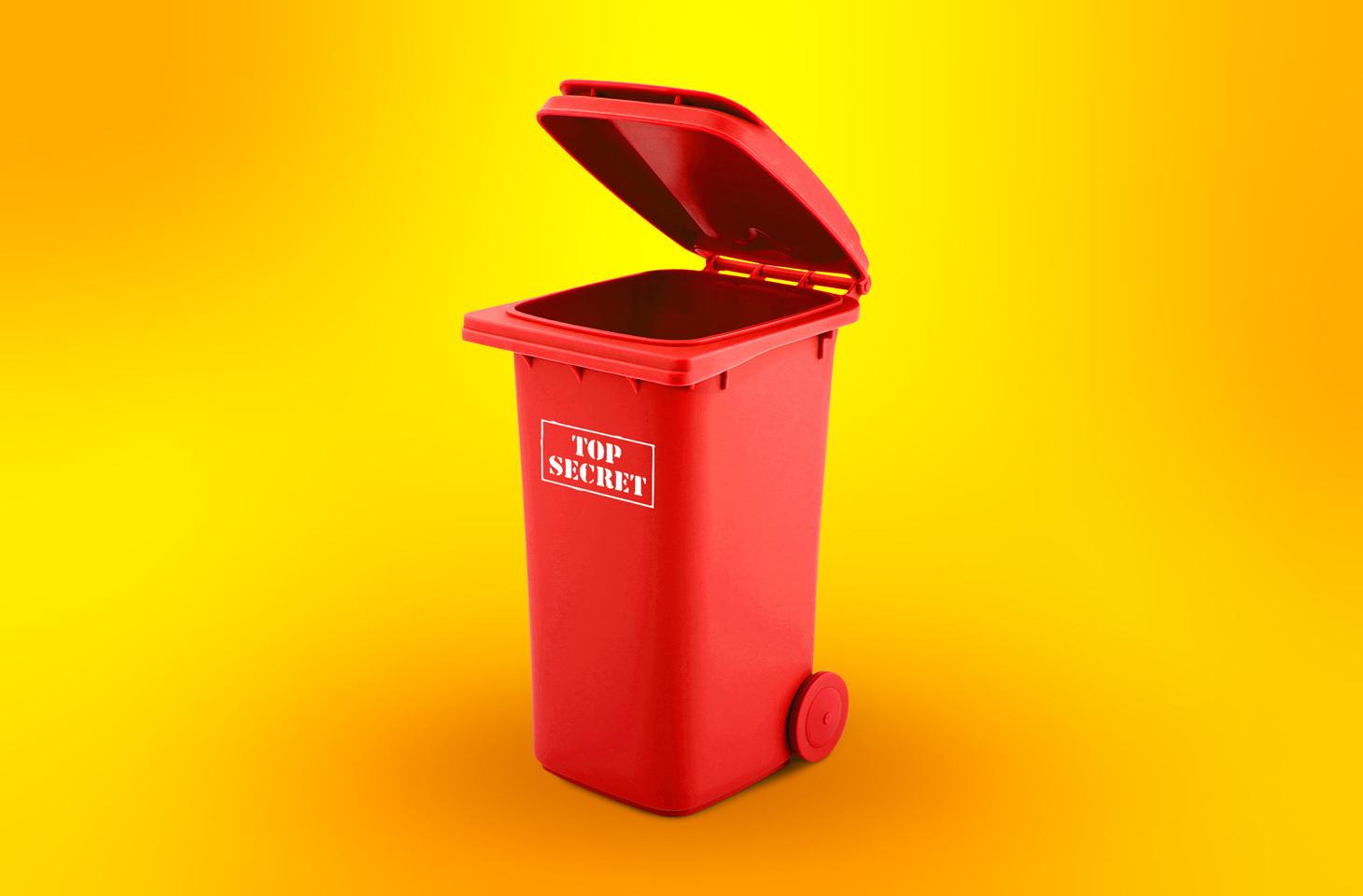 Как правильно выкидывать мусор | Блог Касперского