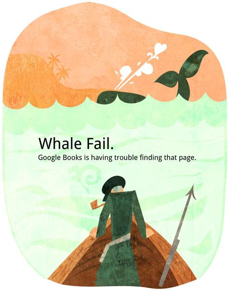 google-whale-fail