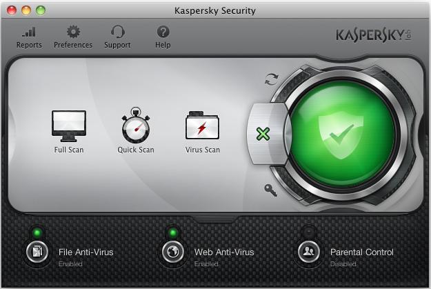 Kaspersky For Mac