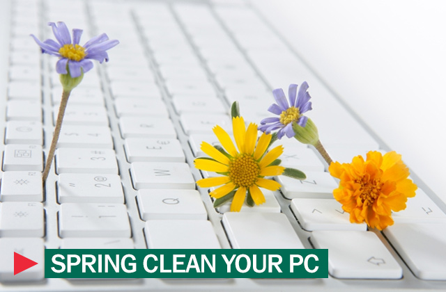 Spring Clean Your Computer Kaspersky Daily Kaspersky Lab Official Blog