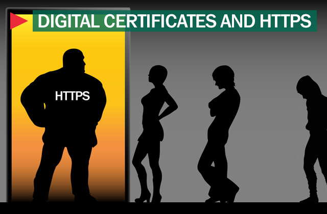 Digital Certificates and 'HTTPS'