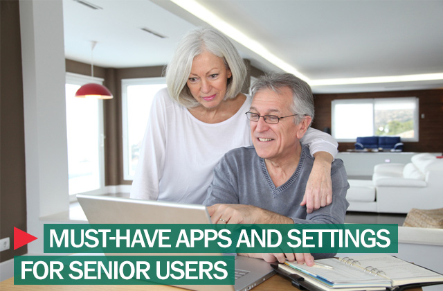 These 13 apps will help seniors keep in touch, monitor their health and  stay sharp:
