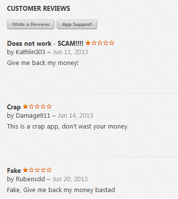 Fraudulent apps on Apple's App Store -Kaspersky Daily