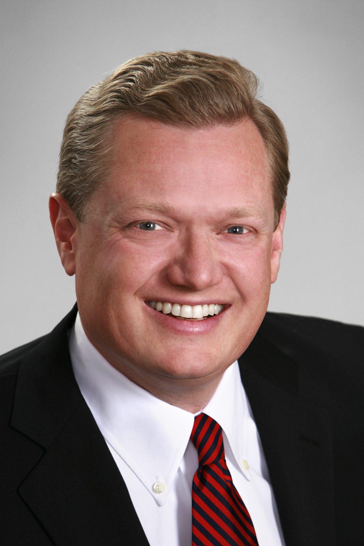 Chris Doggett, Kaspersky Lab SVP of Corporate Sales in North America