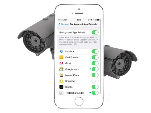 Keyboard Spies: Now on iPhones | Kaspersky official blog