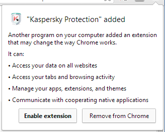 How To Use Kaspersky With New Versions of Google Chrome | Kaspersky