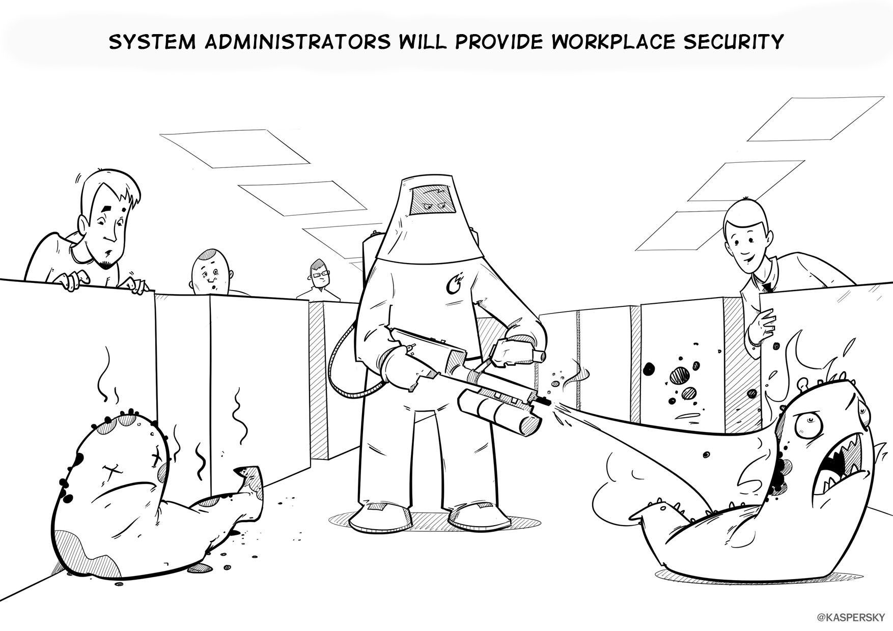 the yberworld survival guide workplace security kaspersky lab SharePoint 2013 Lab Setup the yberworld survival guide workplace security kaspersky lab official blog