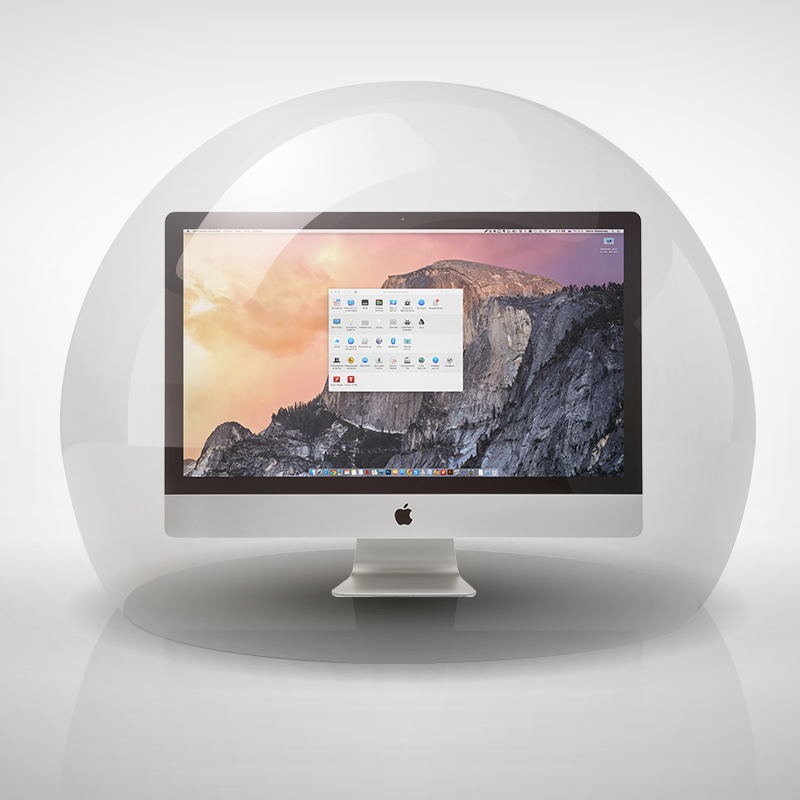 Security Features Mac OS X