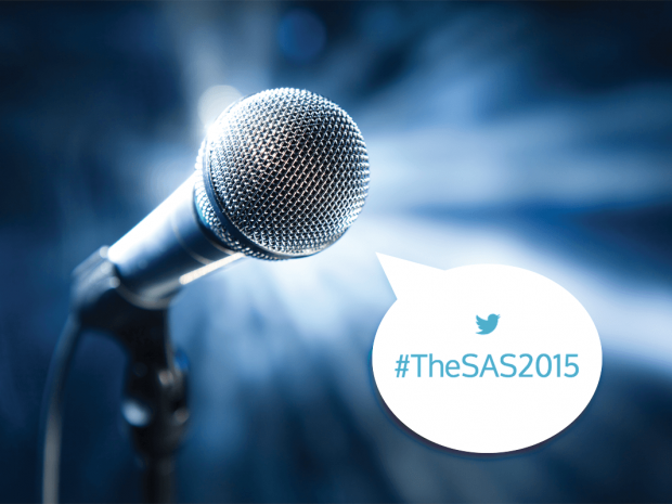 Talk Security Podcast: #theSAS2015