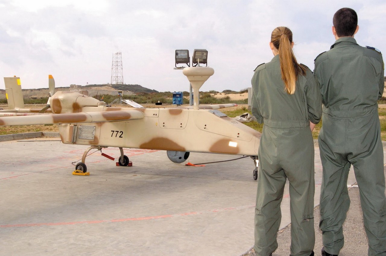 IAI Searcher 2 in Israeli army