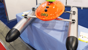 Maritime drones: flying, swimming and diving