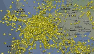 Tracking airplanes: how Flightradar24 works