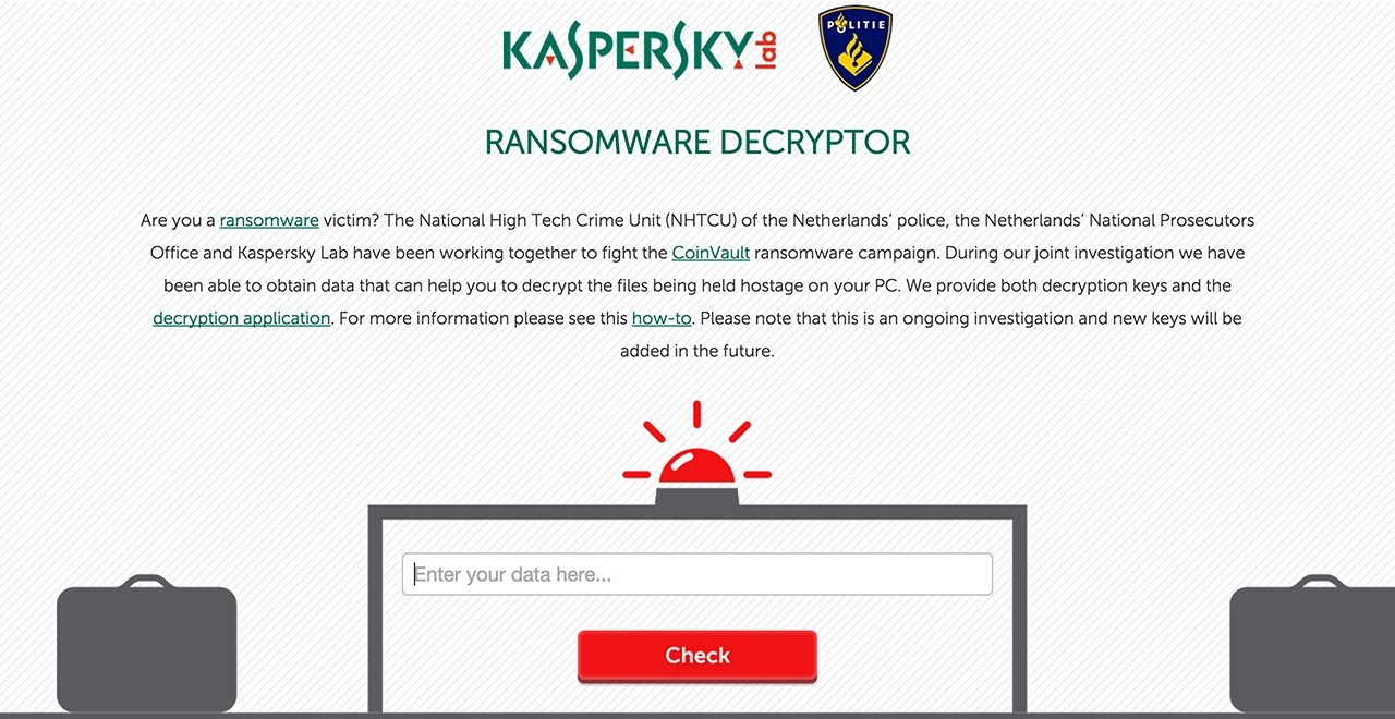 How to remove CoinVault ransomware and restore your files