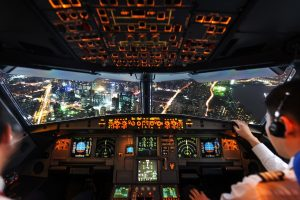 In-Flight Electronic Foolproof Systems