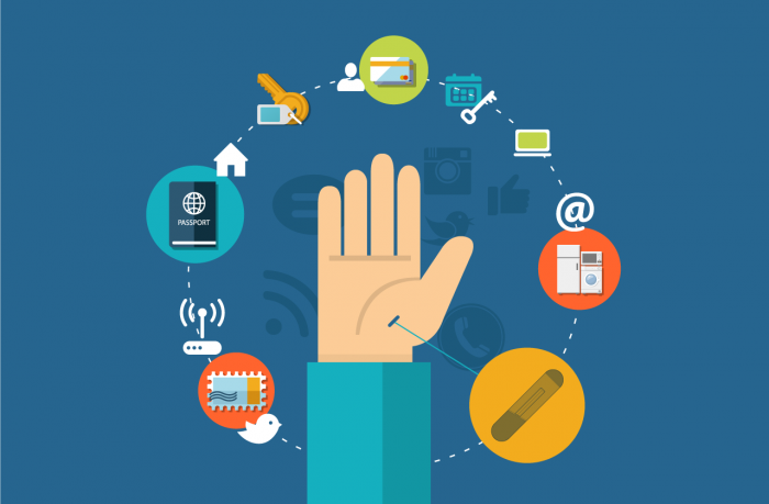 #BionicManDiary: 10 ways to use biochip in everyday life