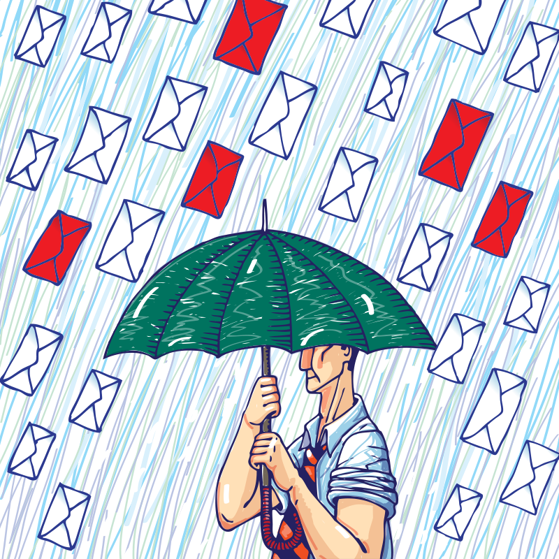 Anti-Spam: protecting your Inbox