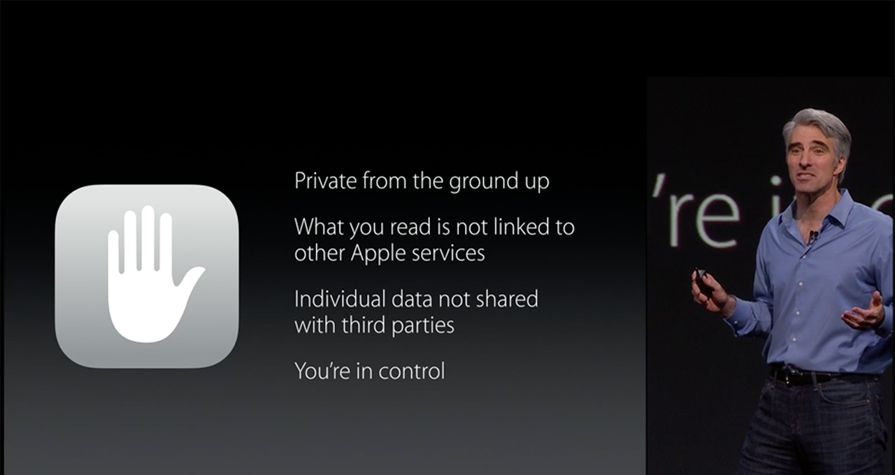 WWDC15: new security features by Apple