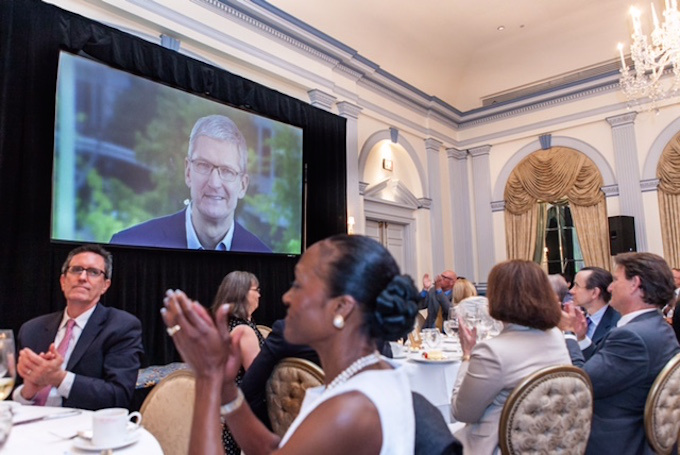 10 best quotes from Tim Cook's recent speech on privacy and security