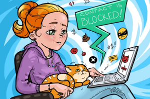 Security tips for kids: How to behave when you face bullies online