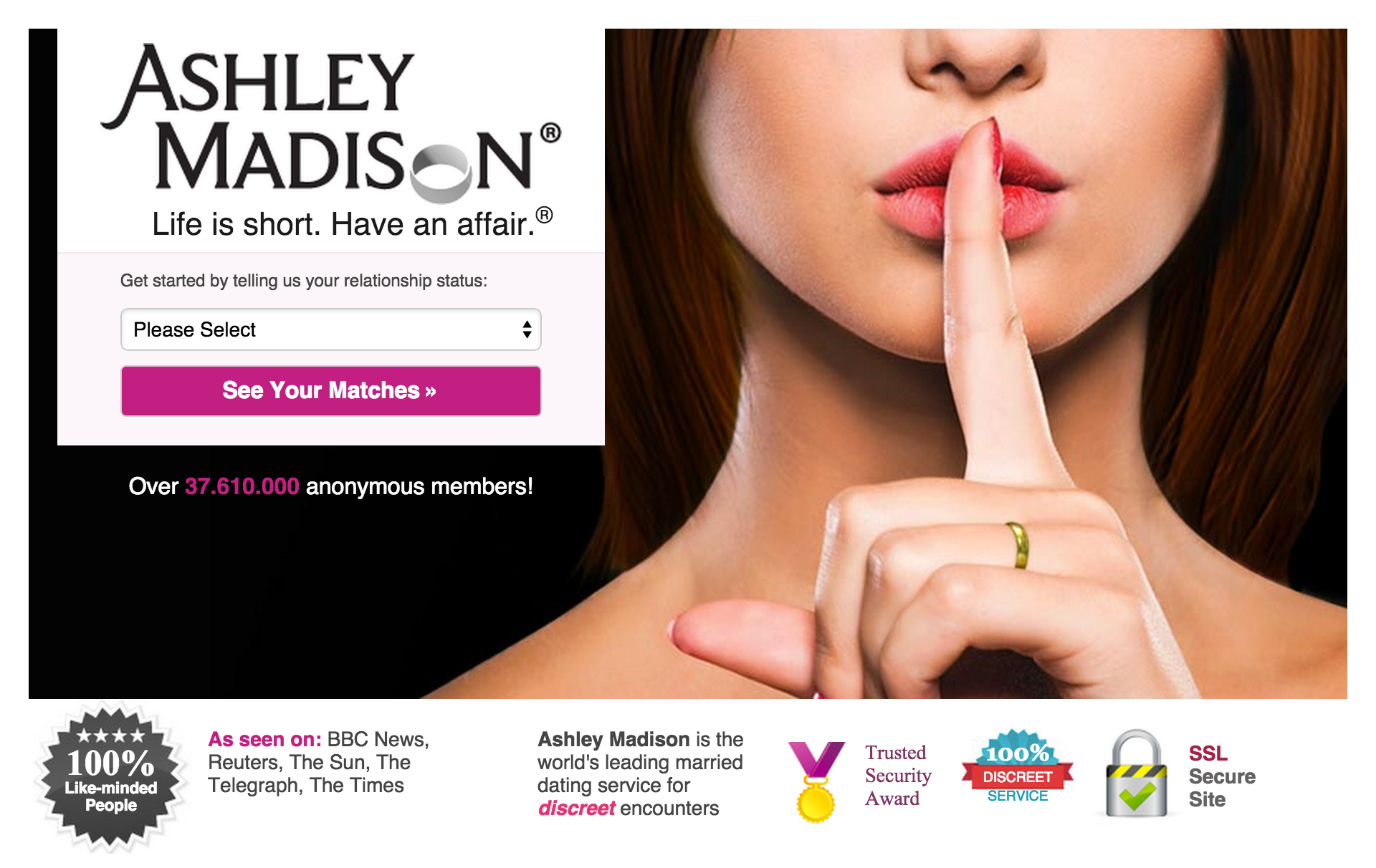 Cheating dating websites 4