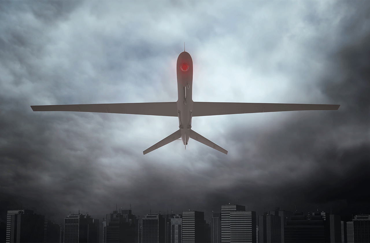 Future UAV use cases and emerging security threats