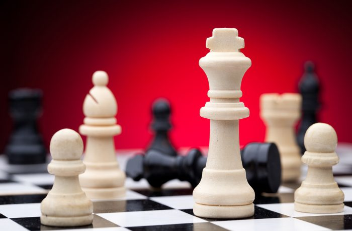 Kaspersky Lab congratulates Russian chess-player with the title of champion!