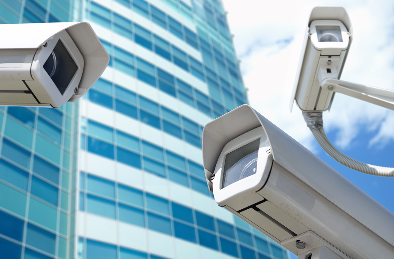 Kaspersky Lab tells how to hide from surveillance cameras